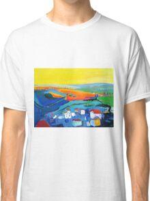 Saint-Flour France, lower town Classic T-Shirt