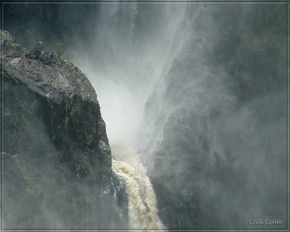 Barron Falls, Kuranda 2006 by Chris Cohen
