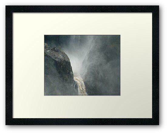 Barron Falls, Kuranda 2006 by Chris Cohen