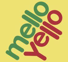 Mello Yello by Bradley John Holland