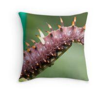 Godzillapilla Throw Pillow