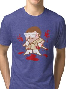 Mr Morgan's Laboratory Tri-blend T-Shirt