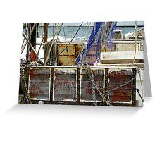 Maritime Medley Greeting Card