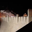 Nevada/Arizona: Hoover Dam by tpfmiller