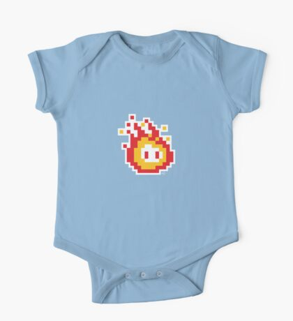 Flame On! One Piece - Short Sleeve