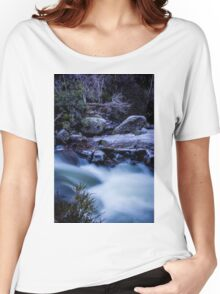 Thredbo river Women's Relaxed Fit T-Shirt