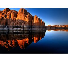 Rock Rock Photographic Print