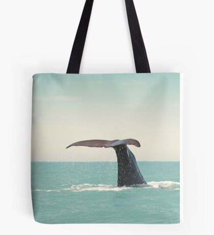 i'll cross the sea for a different world... Tote Bag