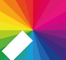 In Colour - Jamie XX by JacobLWArt
