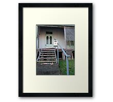 No. 11 Framed Print