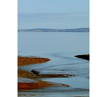 Mud Flats at Saints Rest Photographic Print