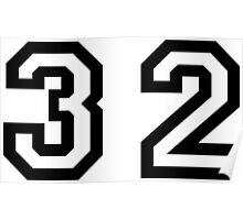 Thirty Two Poster