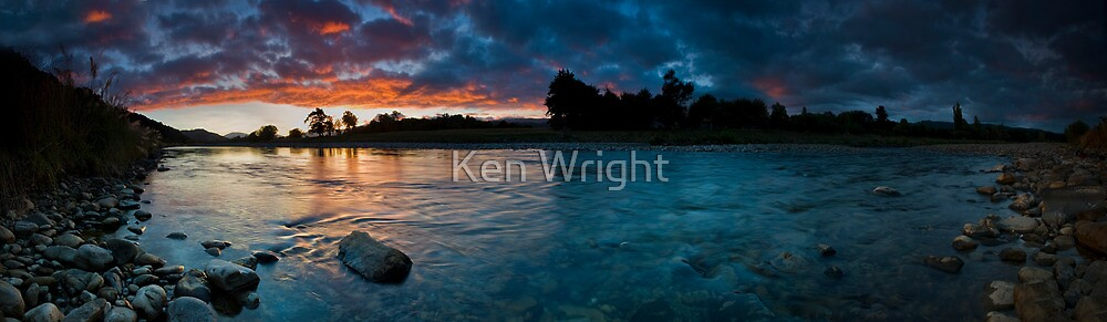 Easter Dawn by Ken Wright