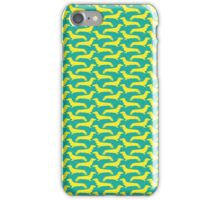 Yellow Dachshunds iPhone Case/Skin