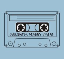 Chillee's Mixed Tape 2 by Chillee Wilson Kids Tee