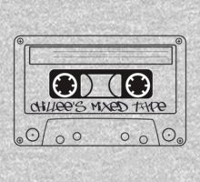 Chillee's Mixed Tape 2 by Chillee Wilson One Piece - Long Sleeve