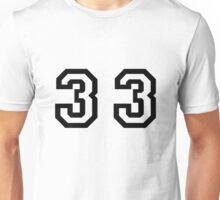 Thirty Three Unisex T-Shirt