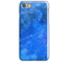 Bare Trees - Watercolour painting iPhone Case/Skin