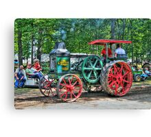 Rumely Oil Pull Tractor Canvas Print