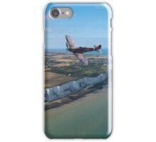Spitfire over England iPhone Case/Skin