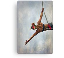 The Showgirl  Canvas Print