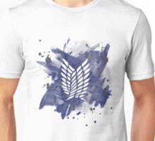 Scouting legion - blue splash Unisex T-Shirt