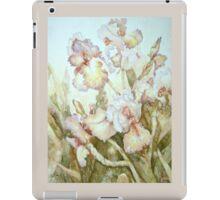 Iris Dancers iPad Case/Skin