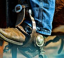 Cowboy decor by Kimberly Kay Spies