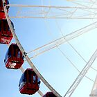 Sky Ferris Wheel by rachomini