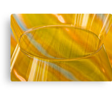 Brandy Bowls on Gift Wrap Canvas Print