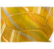 Brandy Bowls on Gift Wrap Poster