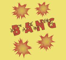 Bang by Chillee Wilson by ChilleeWilson