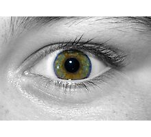 Eye Spy Photographic Print