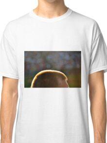 Backlit Buzz Cut Classic T-Shirt