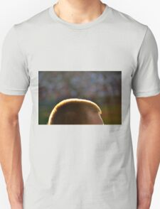 Backlit Buzz Cut T-Shirt