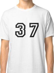 Thirty Seven Classic T-Shirt