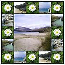Hebrides Collage - Western Isles, Scotland by BlueMoonRose