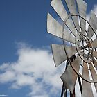 Metal Windmill by rachomini