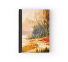 The First Warmth.. Hardcover Journal