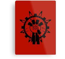 Group 935 Logo [CoD WaW/ Black Ops/ Black Ops II] Metal Print
