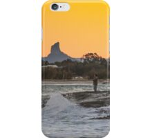Sunset Fishing iPhone Case/Skin