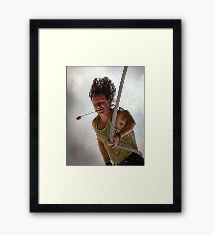 The Showman # 2 Framed Print