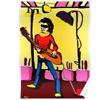 gitara Poster