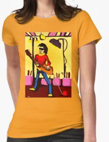gitara Womens Fitted T-Shirt