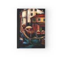 The Arrival... Hardcover Journal