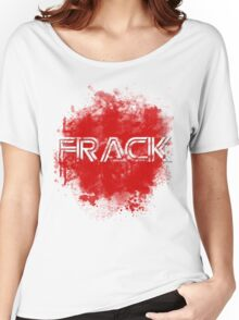Frack no. 2 Women's Relaxed Fit T-Shirt