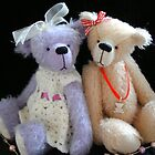 Tilly & Floss by Wee Darlin Bears by weedarlinbears