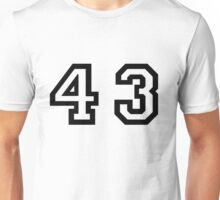 Forty Three Unisex T-Shirt