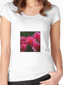 Nature at it's best Women's Fitted Scoop T-Shirt