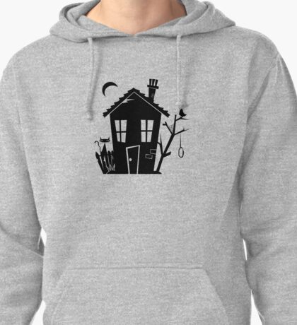 night house Pullover Hoodie